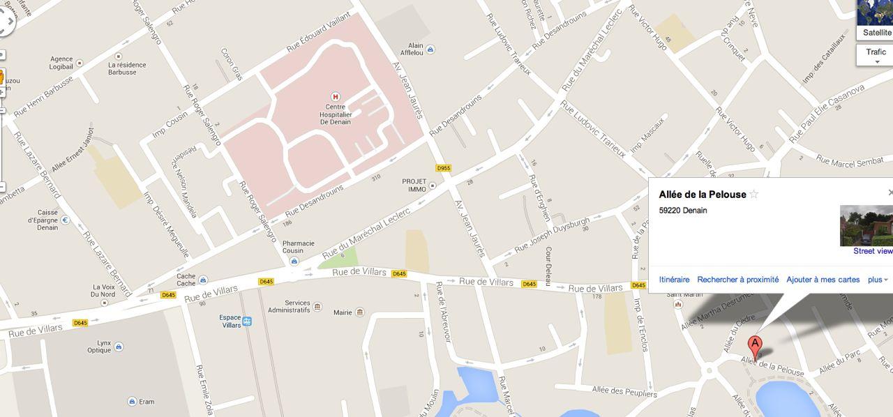 Un Quinquennat à Denain et Saint-Omer : donne-moi le nom de ta rue, je te dirai où tu habites
