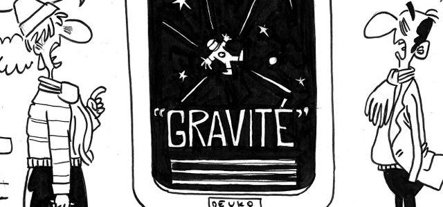 Le regard de M'Sieur l'Comte : Hollande en gravité