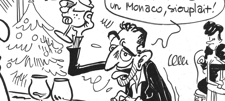 Le regard de M'Sieur l'Comte : un p'tit Monaco pour Gad Elmaleh