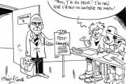 Le regard de M'Sieur l'Comte : cannabis, dépistage obligatoire