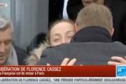 Florence Cassez: rebond sur un retour