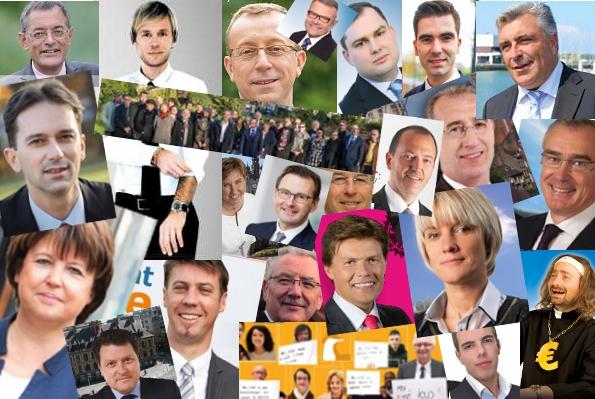 Matériel de campagne (2) : notre photographe juge les affiches et les bobines des candidats