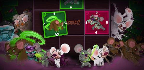 Laboratz, univers déjanté créé par le studio Adictiz à Lomme. Crédit Adictiz.