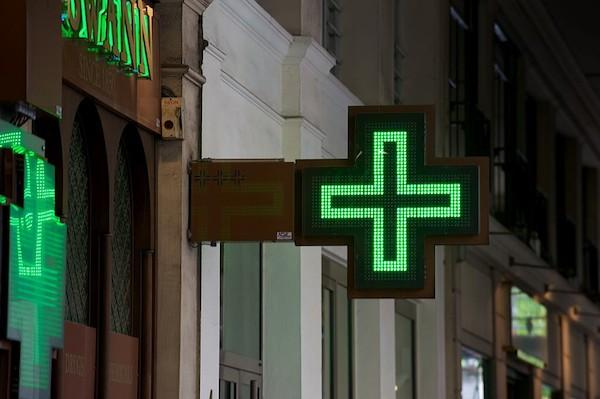Les pharmacies nordistes se mettent au drive. Crédit Daniel Stockman via Wikimedia Commons