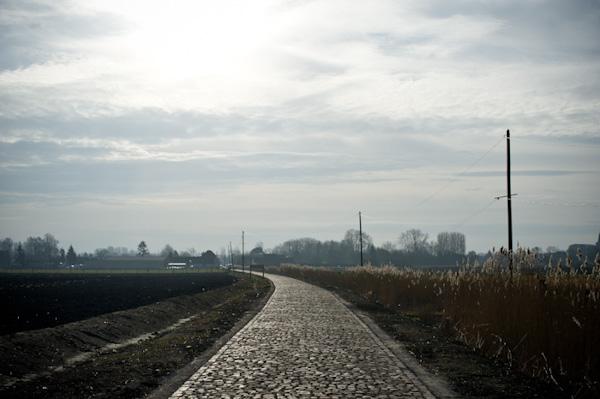 Portfolio : Paris-Roubaix, une histoire d'hommes et de pavés (recyclage)
