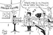 Manuel Valls aime-t-il les Verts ?