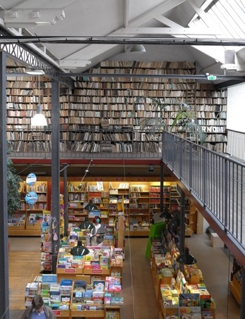 Arnaud Derville et la Grand Librairie d'Arras