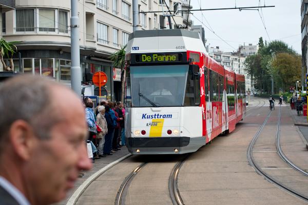 Tramway belge texte