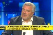Sorti des Transports, Frédéric Cuvillier rentre en poids lourd