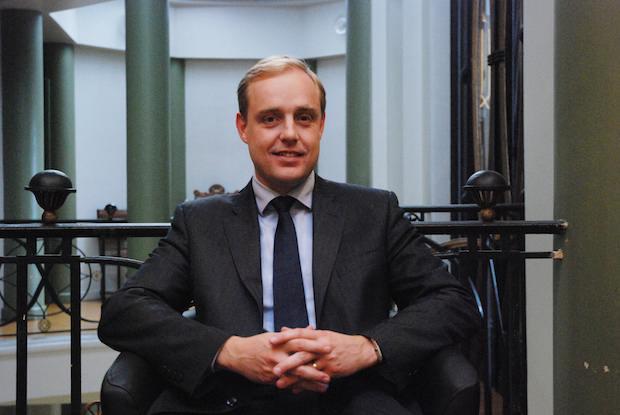 """Olivier Gacquerre, Béthune : """"Je suis partisan d'une stratégie avec le Douaisis, l'Arrageois et le Lensois"""""""