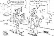 Augmentation du tabac + Ebola = un dessin de M'sieur l'Comte