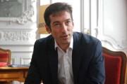Départementales : A Douai, Le maire de gauche Frédéric Chéreau défie le conseiller divers droite Chr...