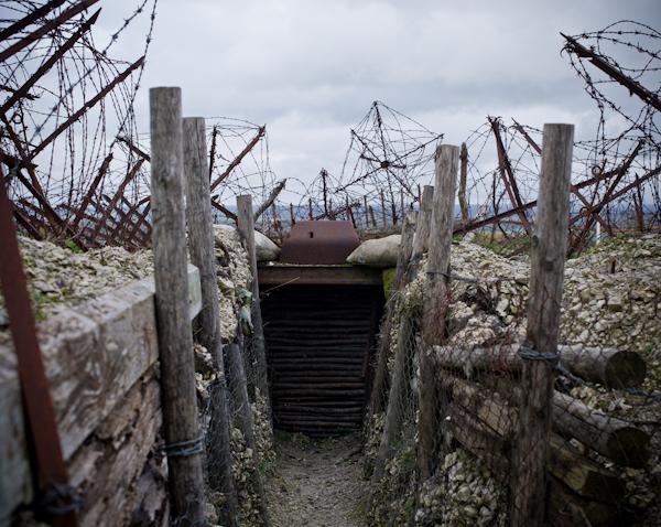 Grande Guerre : sur la ligne du front ouest (2/2)