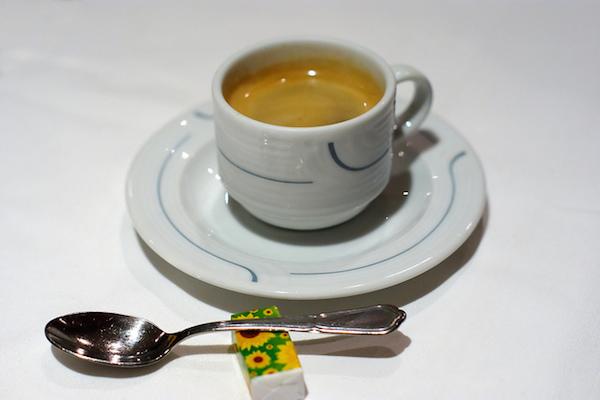 Prêt à plonger pour un café à l'chuchette ? Photo Frédéric Bisson sur Flick'R