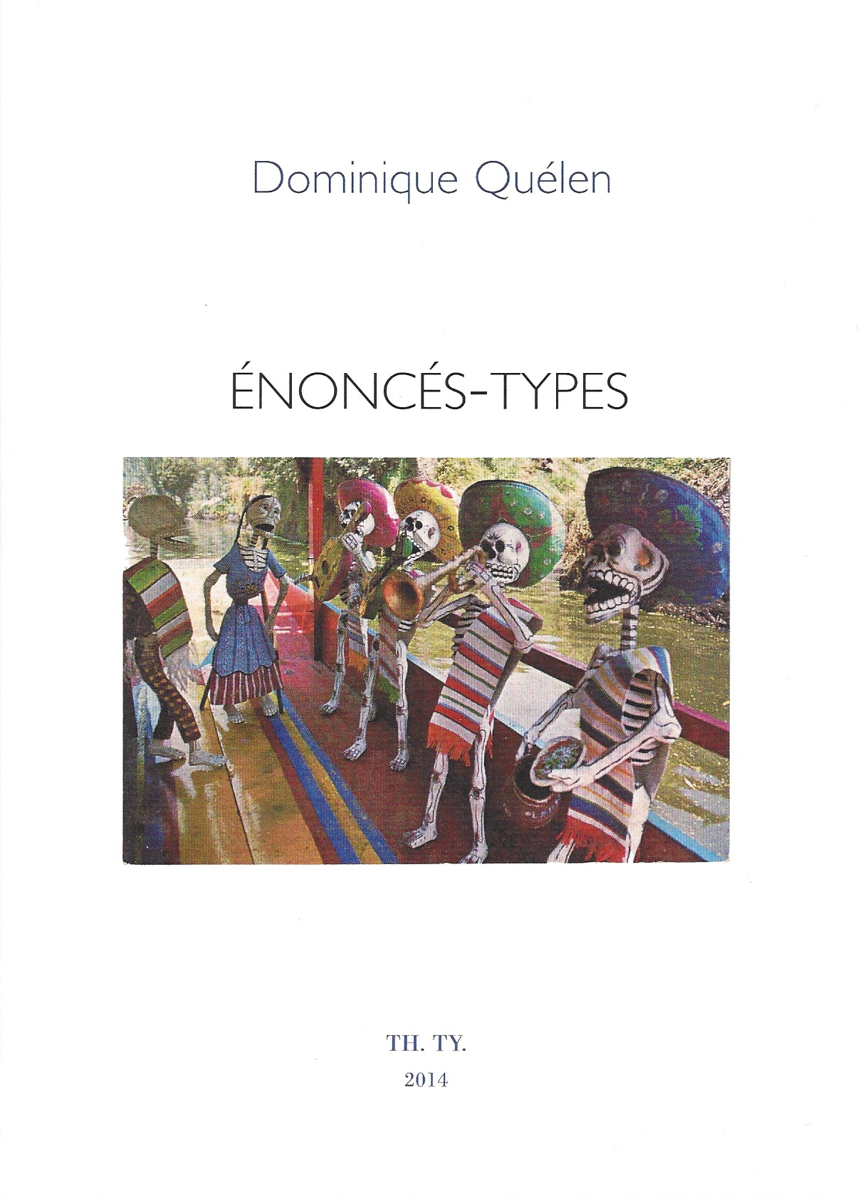 D Quélen_Enoncés types