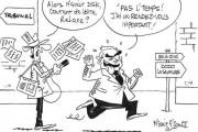 Procès de DSK : alors heureux ?