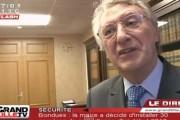 Portraits de présidents : Bernard Derosier le si bien nommé