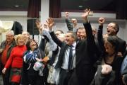 Deux mois de campagne avec Bruno Ficheux (4/5) : un premier tour en forme de victoire