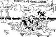M'sieur l'Comte croque les migrants du PSG