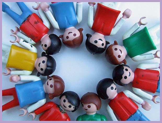 Vous ne verrez pas la collection de notre Nordiste collectionneur de Playmobil, l'homme souhaite rester discret. Crédit photo patries71 sur FlickR