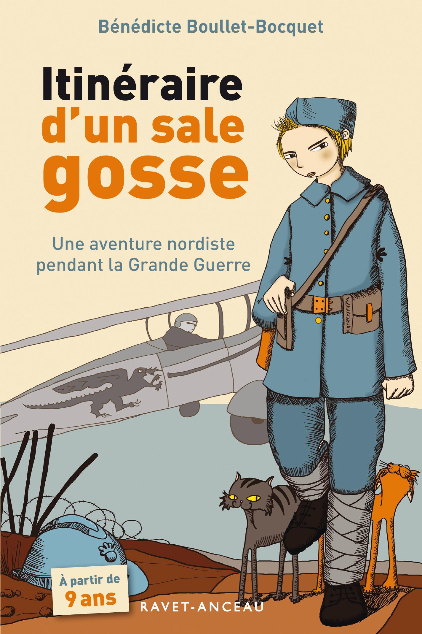 Itinéraire d'un sale gosse, Bénédicte Boullet-Bocquet