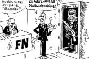 Dessins : Esprit De Greef + Esprit Le Pen