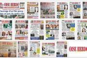 Dans la corbeille de la mariée (2) : Presse papier et autres ustensiles médiatiques