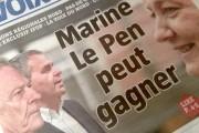 Régionales : le sondage qui donne Marine Le Pen gagnante