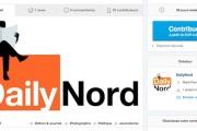Abonnez-vous au nouveau DailyNord !
