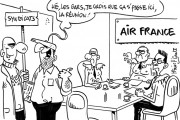Dessins : entre Star Wars et Air France, on n'a pas choisi