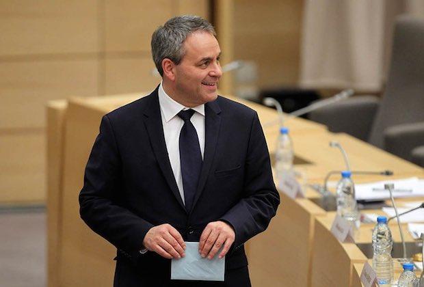 """Xavier Bertrand, nouveau président de région Nord-Pas-de-Calais Picardie, s'apprête à """"étonner la France"""". Crédit photo Conseil régional"""