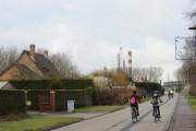 Le village de Mardyck, près de Dunkerque, va-t-il disparaître face aux usines ?