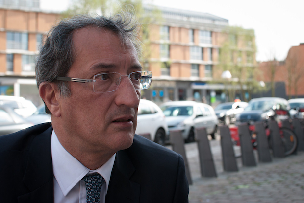 Législatives : François Lamy investi en force