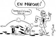 La démission de Macron vue par M'sieur l'Comte