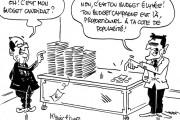 Cahuzac, Hollande et Sarkozy sont dans les dessins de M'Sieur l'Comte