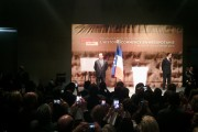 Cinq choses à retenir de la visite de François Hollande au Louvre-Lens