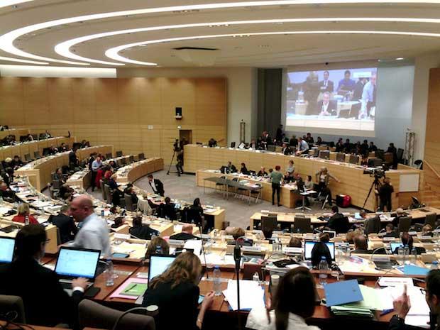 Carnets de séance dans les Hauts-de-France : Montée d'adrénaline au sommet, le conseil régional s'explose
