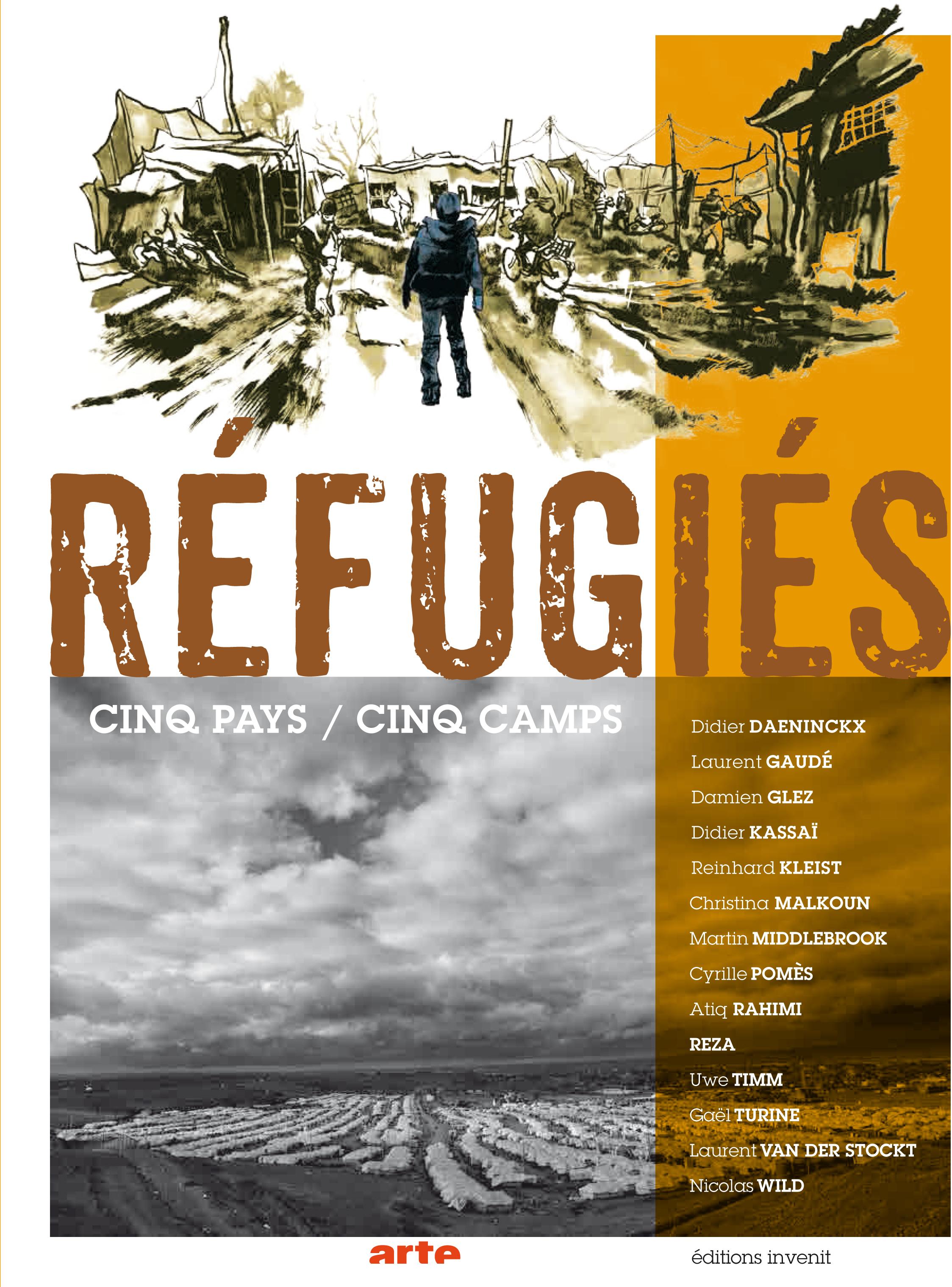 Arte et invenit s'engagent pour les réfugiés