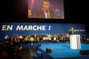 Meeting de Lille : Emmanuel Macron à grandes enjambées