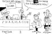 Les vaccins anti-grippe en solde ?