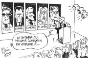 M'sieur l'Comte décerne ses César… de la politique