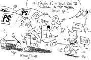 Entre Macron et Fillon, le coeur de M'sieur l'Comte balance