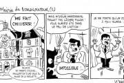 Polichticity, la série BD qui raconte la Présidentielle et les Législatives, épisode 2