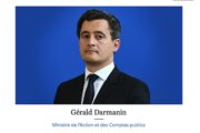 (presque) Exclusif : la lettre d'explication de Gérald Darmanin aux Républicains
