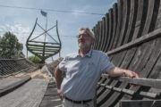 À Gravelines, ils construisent un vaisseau de l'époque de Louis XIV