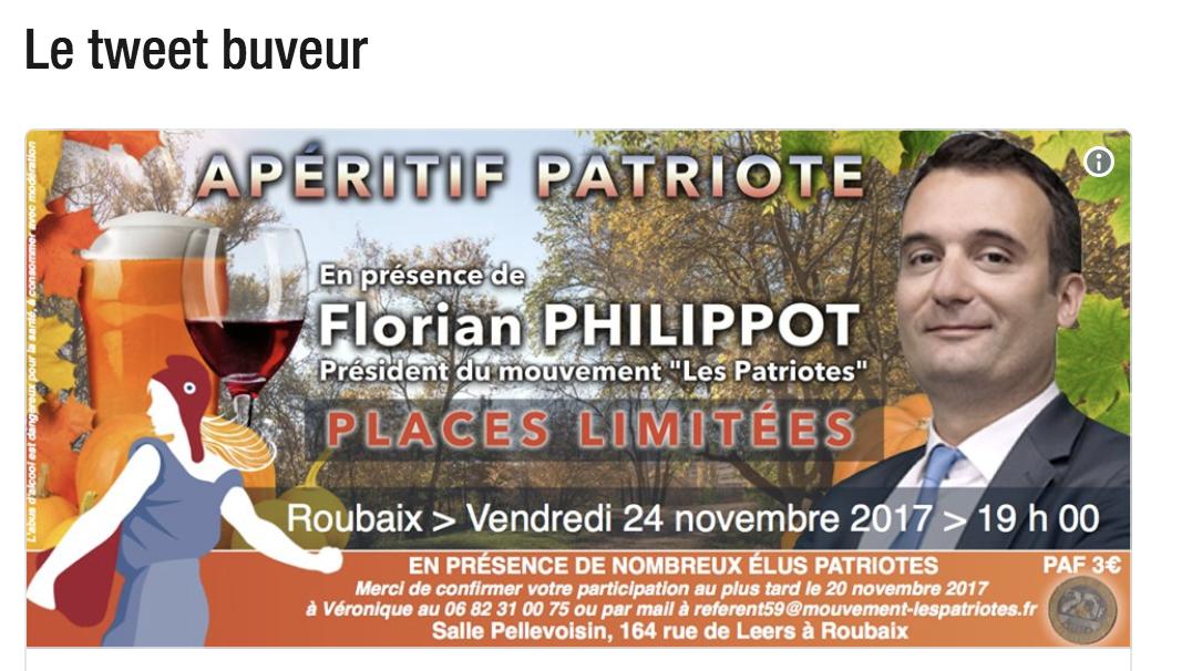 … Steeve Briois, François Ruffin et la SNCB sont dans le twittomètre cette semaine