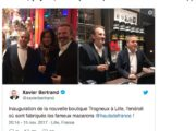 Guillaume Delbar, Kev Adams et Xavier Bertrand le macroniste sont dans le TwittoMètre