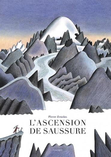 L'Ascension de Saussure, Pierre Zenzius