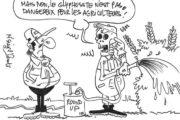 M'sieur l'Comte entre Jean-Luc Mélenchon, Theresa May et le glyphosate