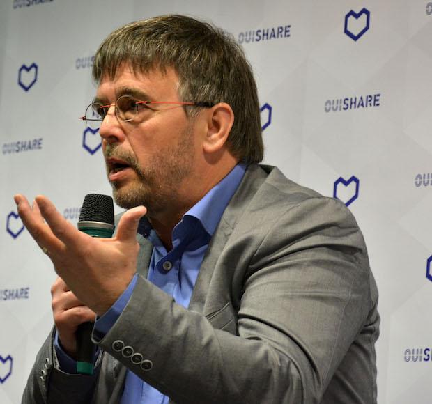 Damien Carême, figure idéale pour l'une des prochaines échéances électorales. Crédit : Lamiot sur Commons Wikimedias.